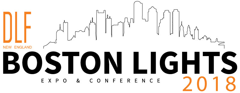 Boston Lights Expo 2018 logo