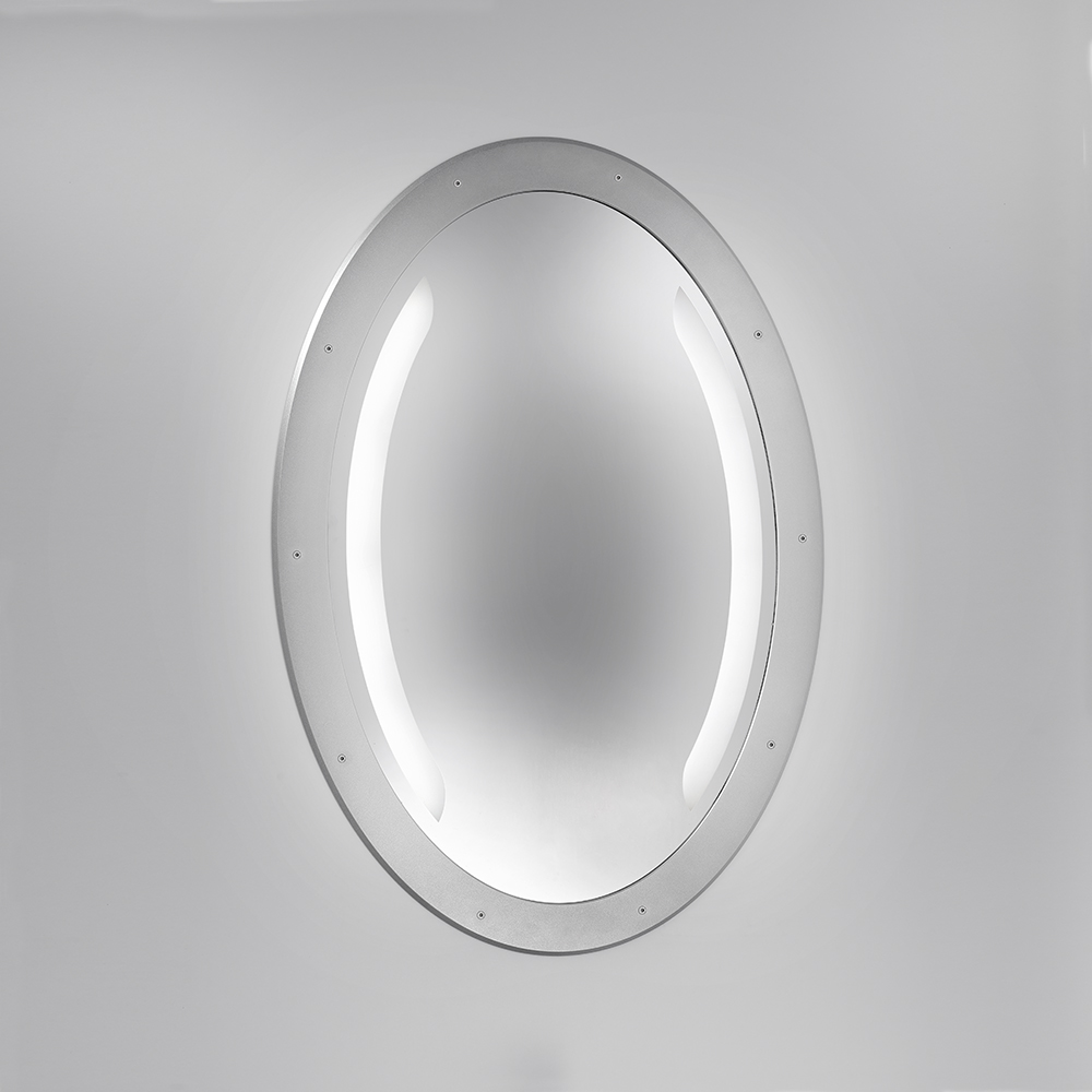 Sole behavioral health illuminated mirror