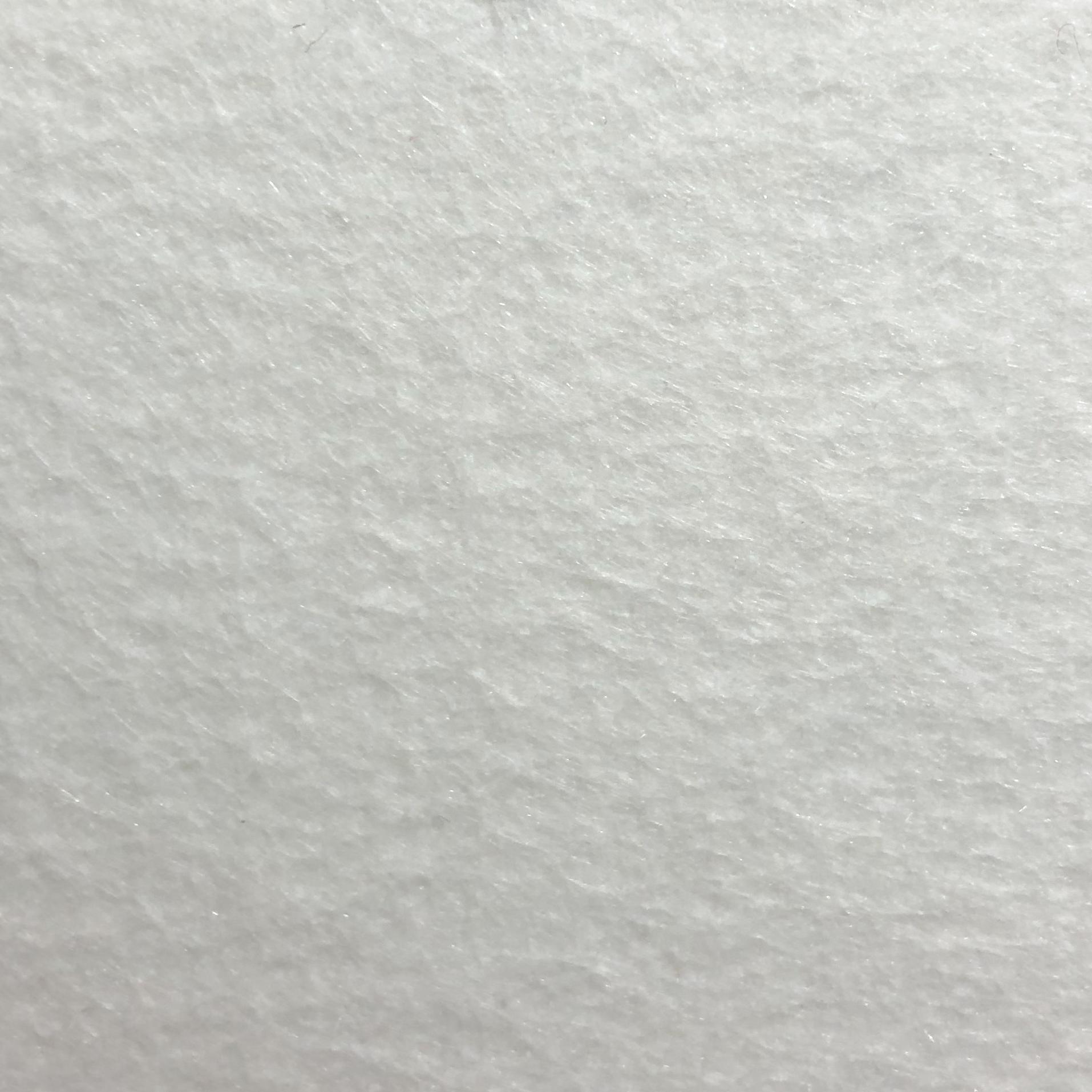 Visa Lighting's acoustic dampening felt lights finish color Ivory.