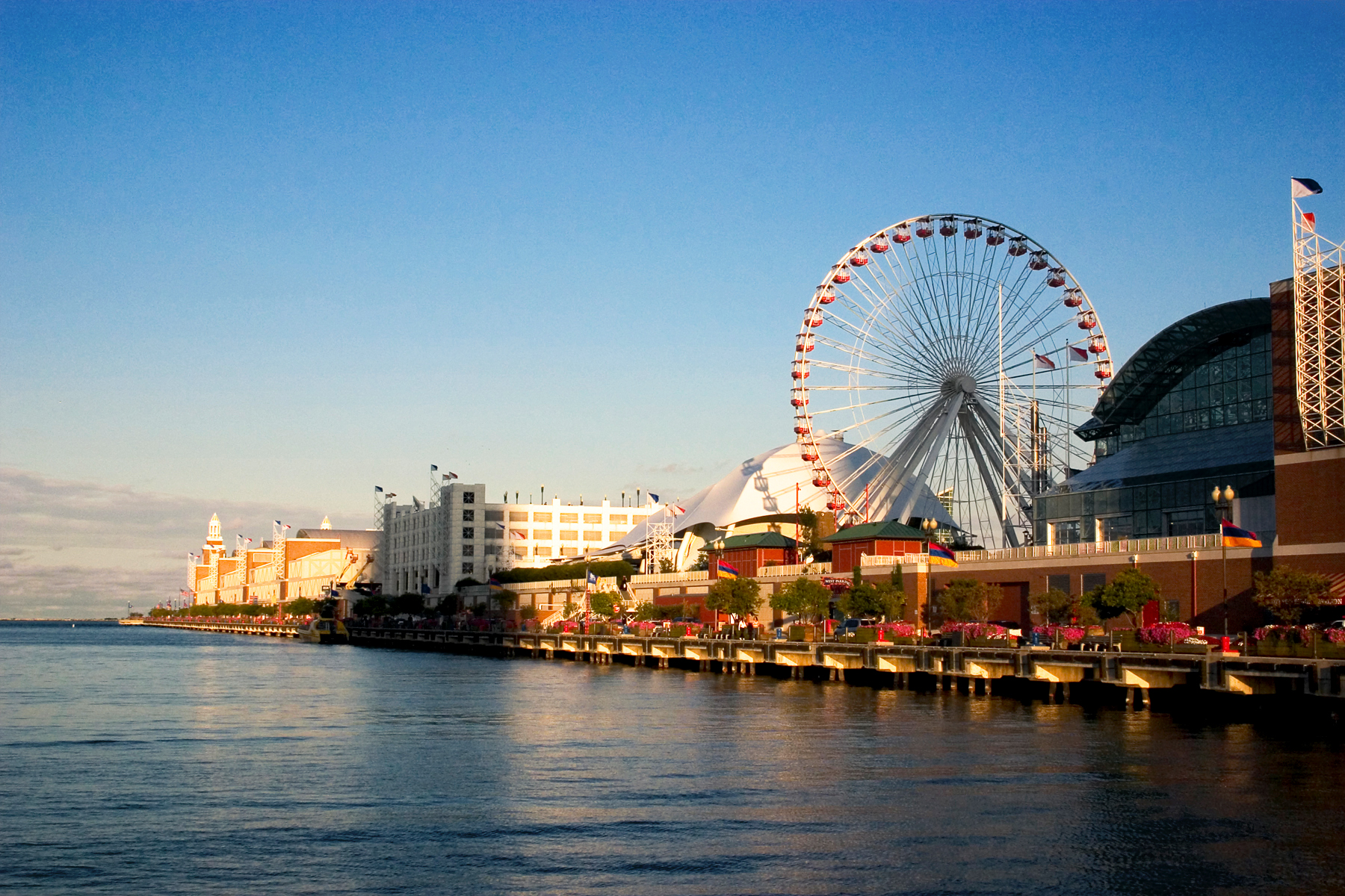 LED Specifier Summit in Chicago at Navy Pier