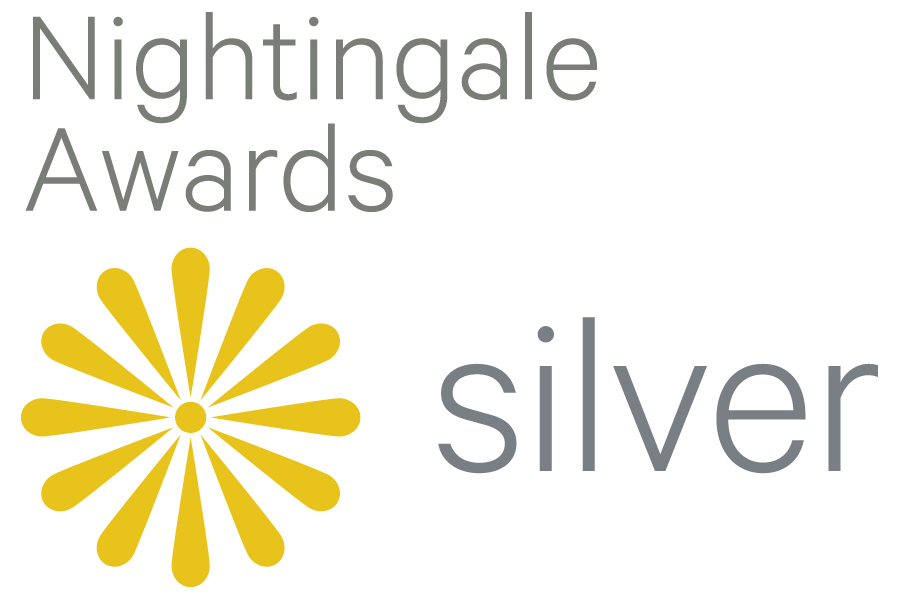 2017 Nightingale Silver award from HCD to our unbreakable mirror, Sole