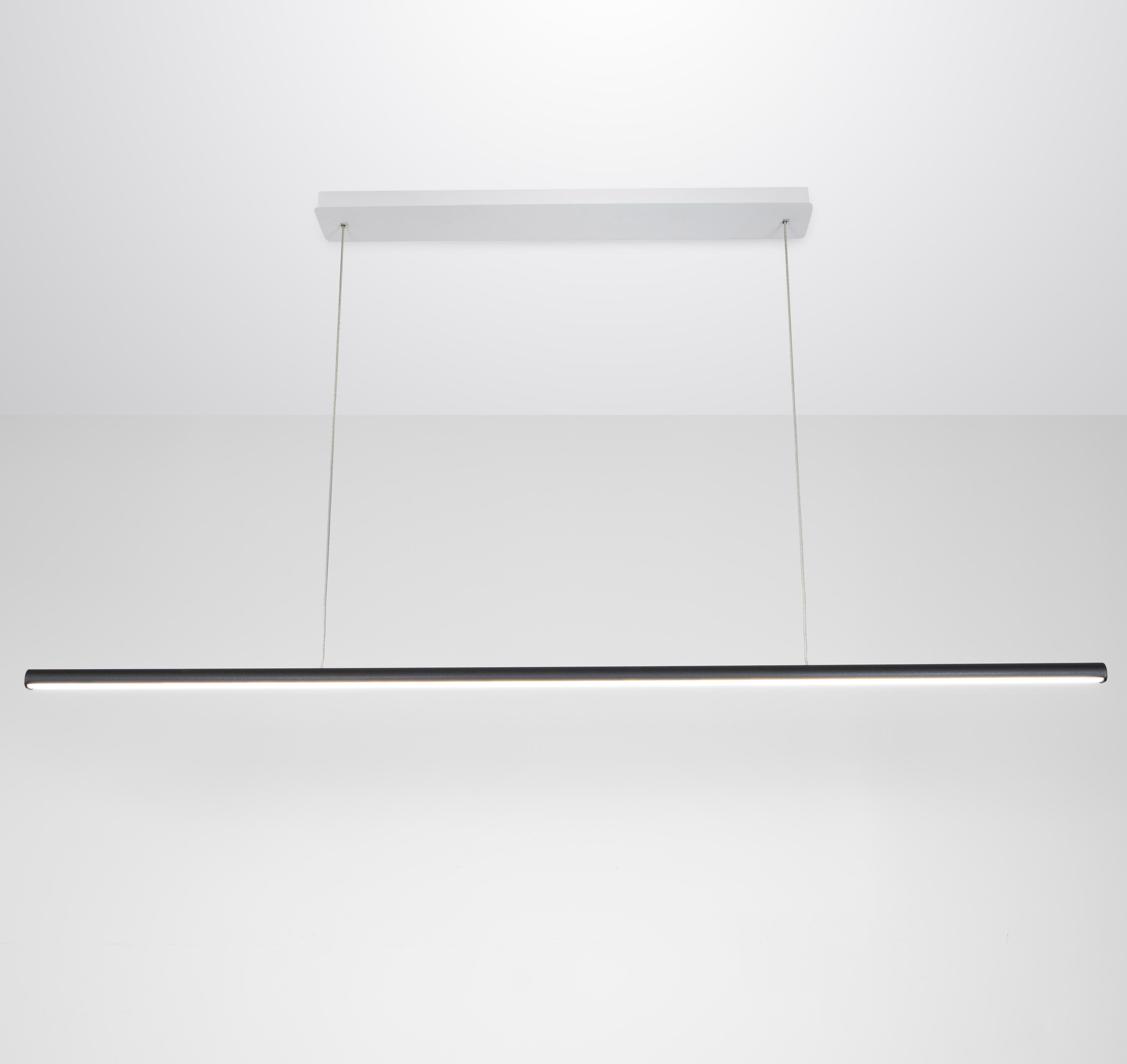 Rae LED linear pendant lighting