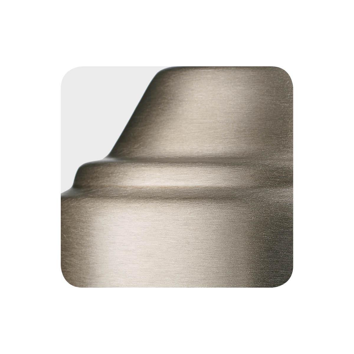 Satin Nickel Alternative Metal Finish sample