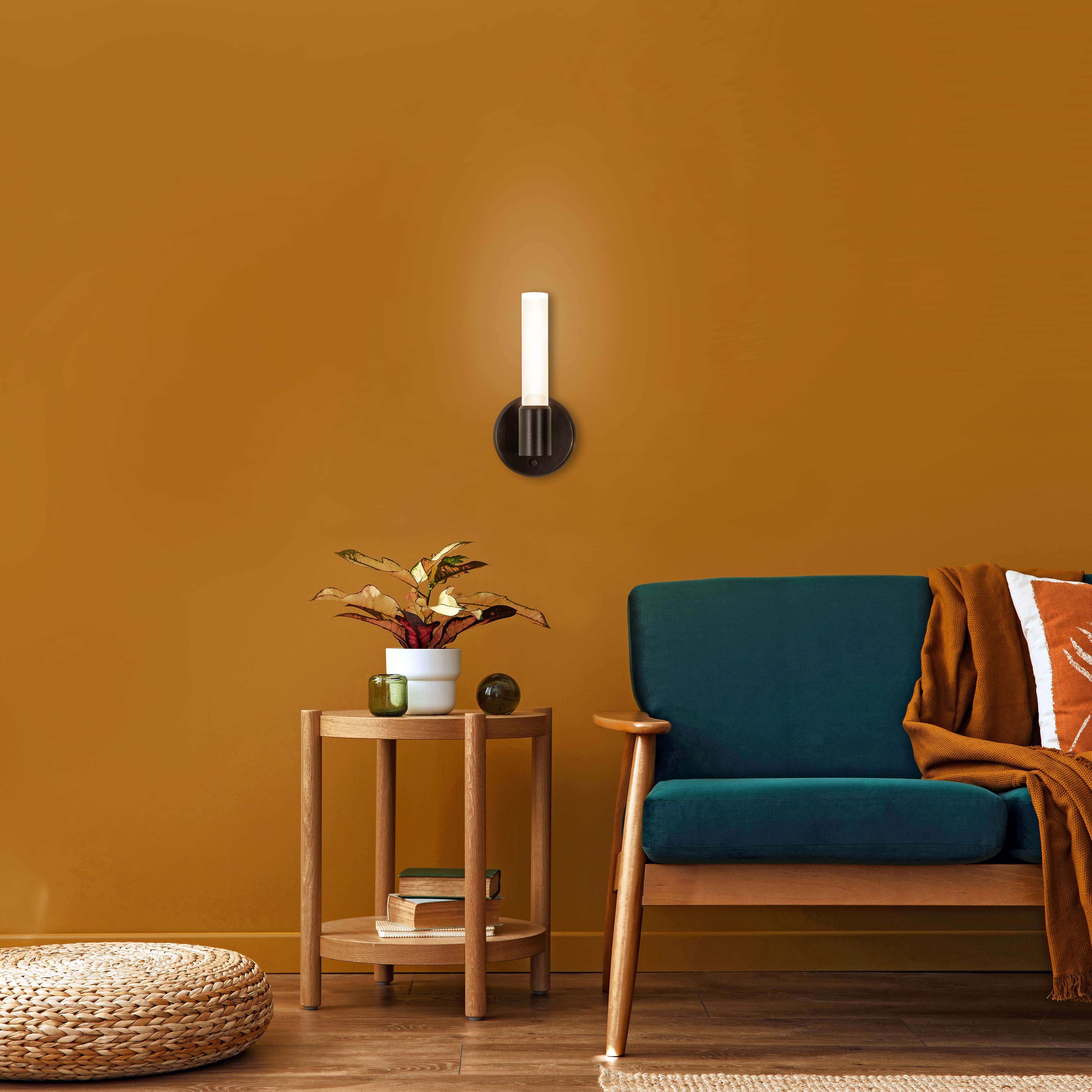 Theo multi light candelabra LED sconce
