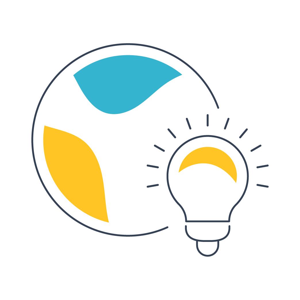 Circadian lighting icon Visa Lighting