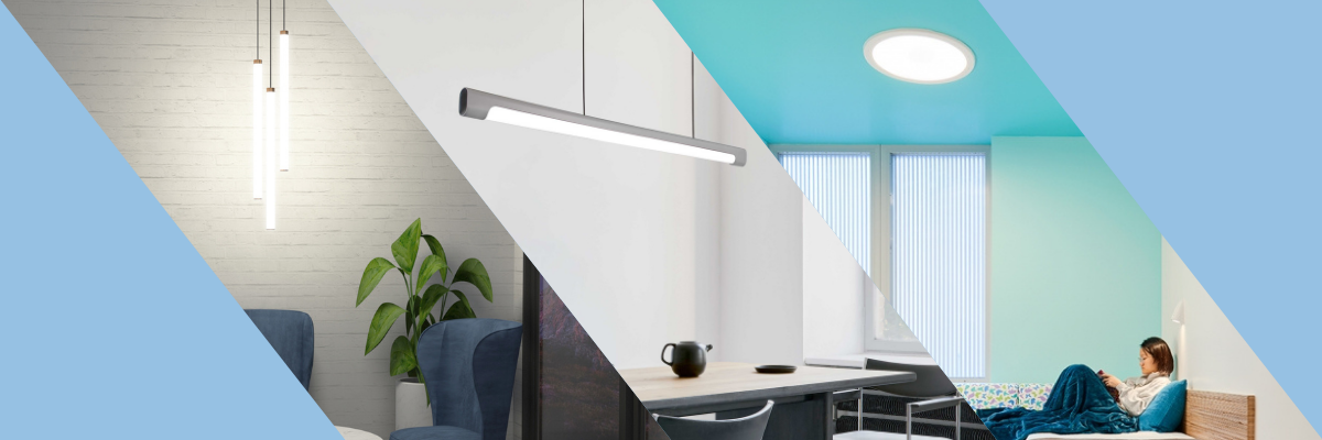 New products from Visa Lighting