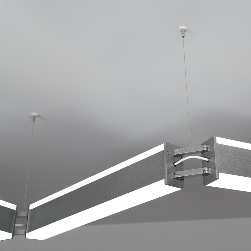 Catena configurable direct/indirect pendant, exhibiting at Boston Lights Expo 2018