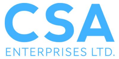 CSA Enterprises logo