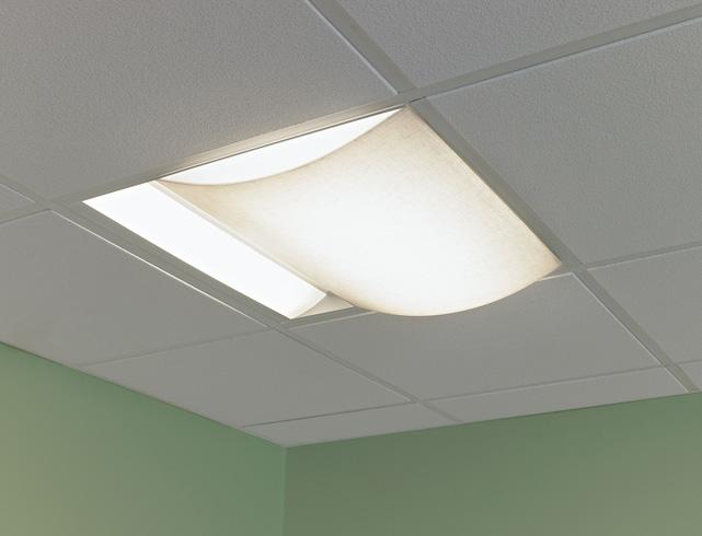 Unity Patient Room Lighting Now In Led Visa Lighting
