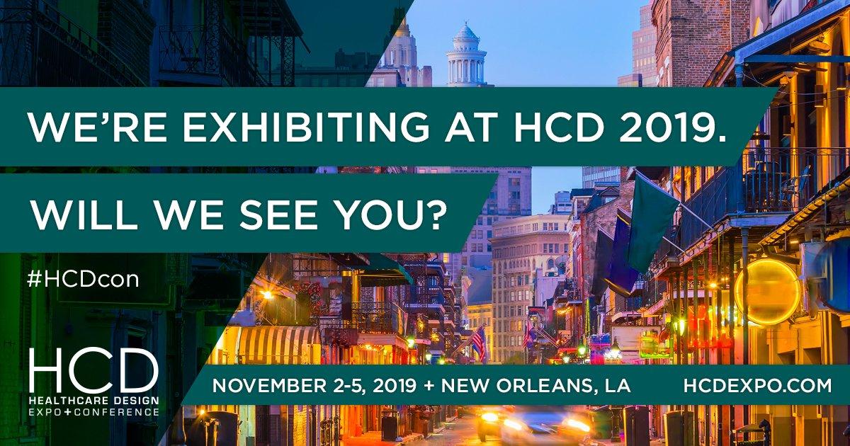 HCD expo social media ad