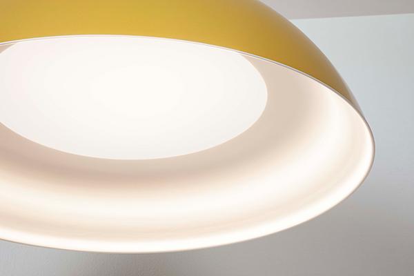 Hellen dome pendant light