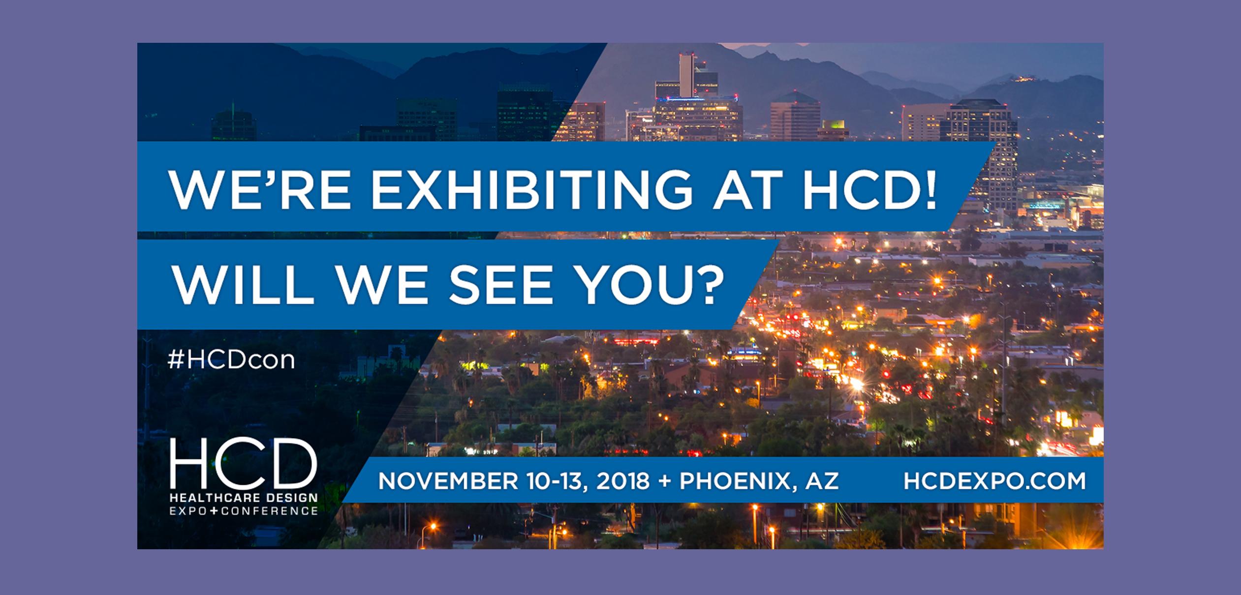 Healthcare Design Expo 2018