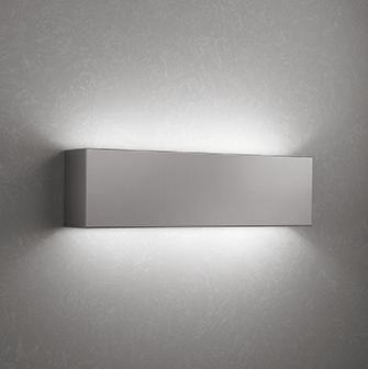 Linear art sconce healthcare wall light
