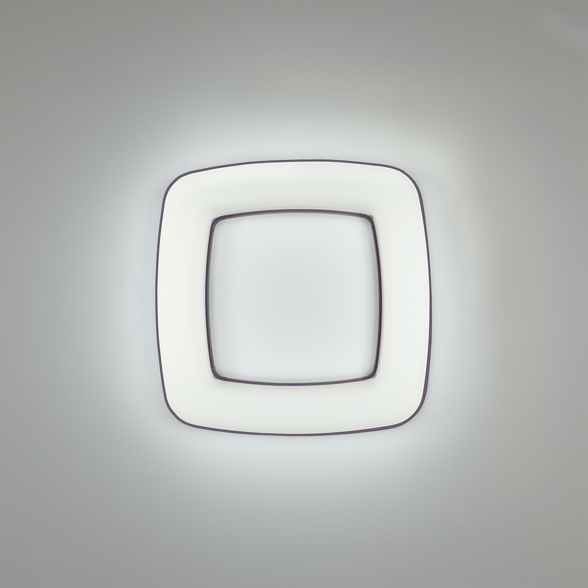 Meridian square new surface mounted ring lights