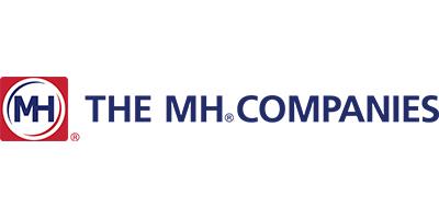 The MH Companies logo