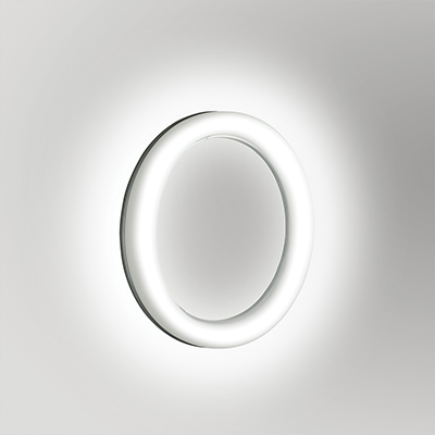 Meridian round surface mounted fixture
