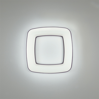 Meridian Square surface mounted fixture