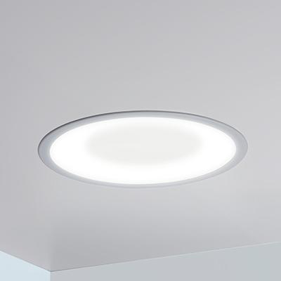 Symmetry 2x2 ceiling luminaire