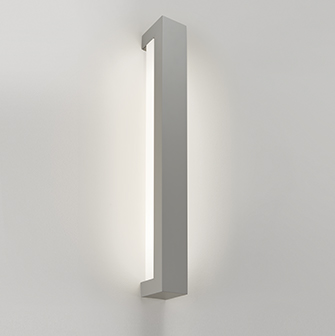 Hospital patient room light Post for bathroom mirrors