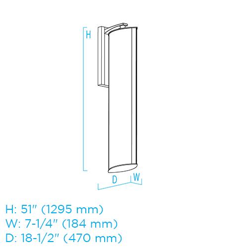 Air Foil CB5301 ISO