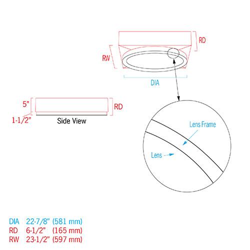 Symmetry CM1980-W ISO