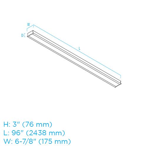 Latitude CM2108-W ISO