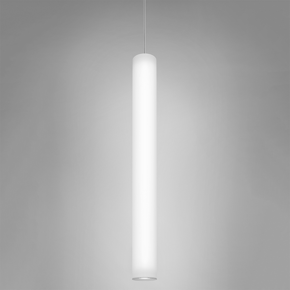 Sequence: luminous cylinder pendants in 30+ sizes | Visa
