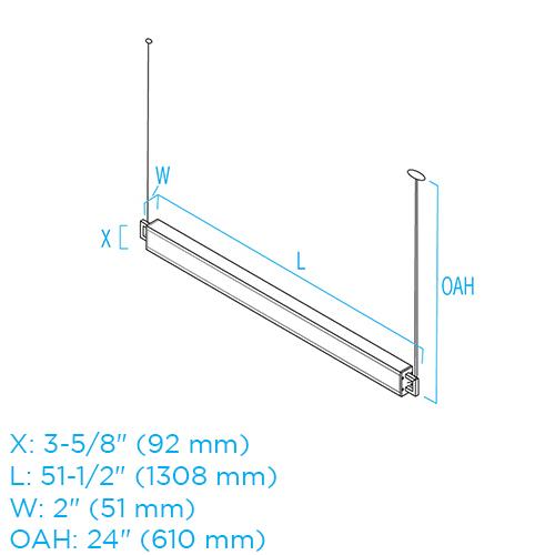 Catena CP2204-W ISO