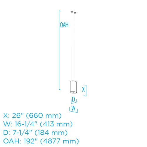 Air Foil CP5393 ISO