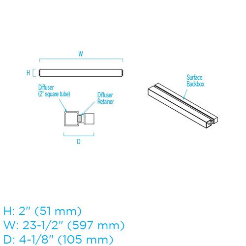 Wand CV4185 ISO