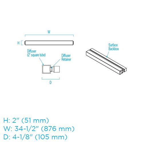 Wand CV4186 ISO
