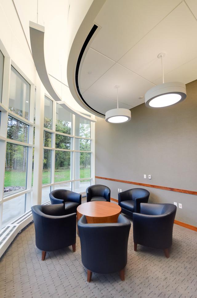 omnience oldenburg tech center visa lighting. Black Bedroom Furniture Sets. Home Design Ideas