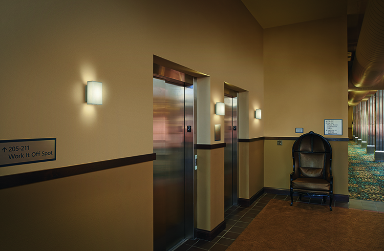 Allegro - Brewhouse Inn and Suites (ADA Sconce)