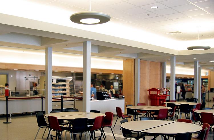 Aries Pendant - Cafeteria