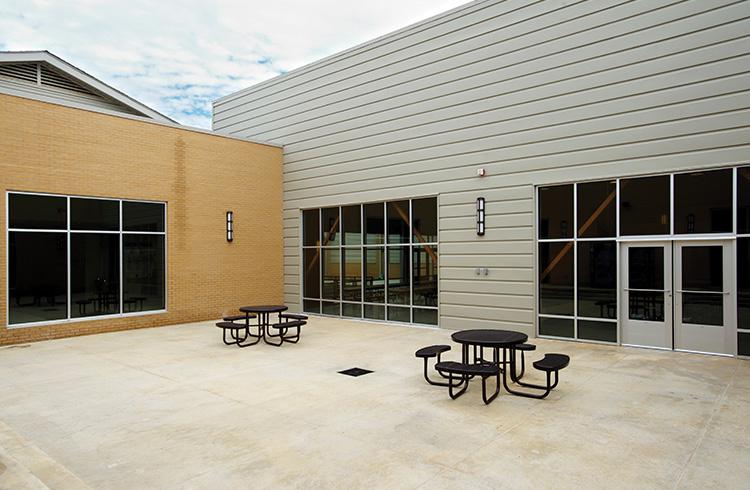 Butler Magnet School - Georgiana, Alabama