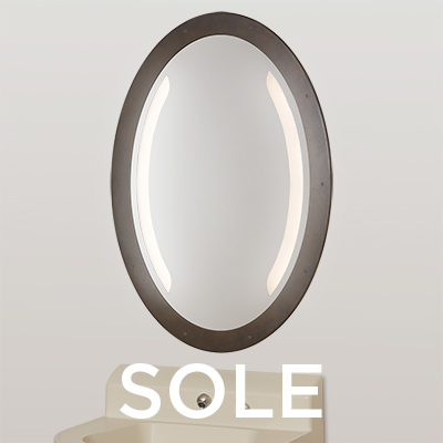 Sole lighted mirrors for behavioral health will be at HCD's 2018 healthcare design conference