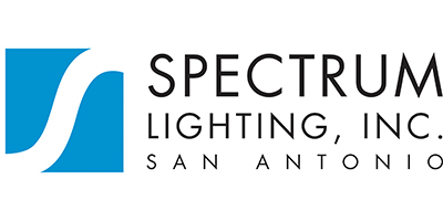 Spectrum Lighting San Antonio Visa