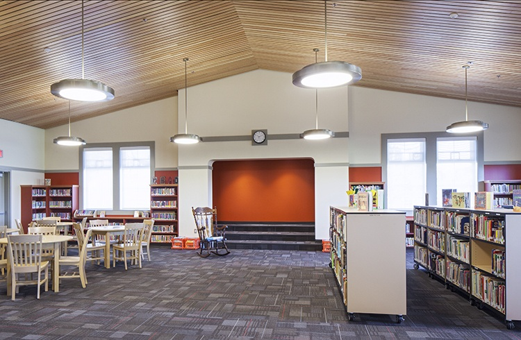 High performance lower education and higher education lighting