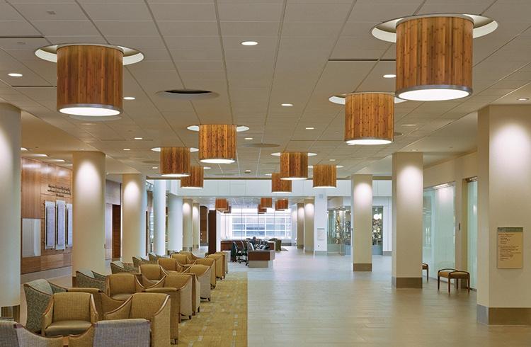 Retail grocery store lighting retail · variation custom