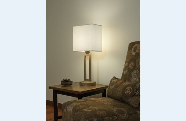 Allegro - Square Table Lamp