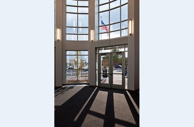 Springville Library - Springville, Utah