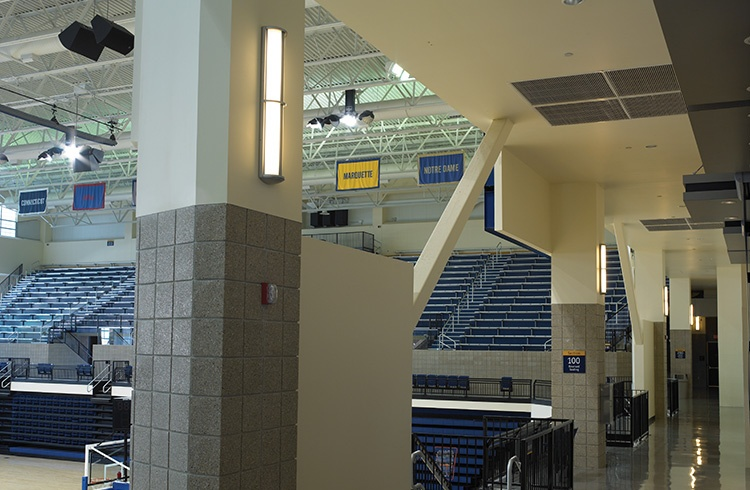 Al McGuire Center at Marquette University - Milwaukee, Wisconsin