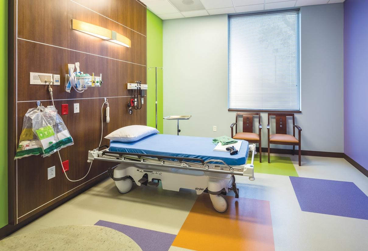 Healthcare Lighting Luminaires For Design