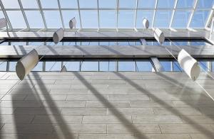 Air Foil - Cuneo Hall, Loyola University