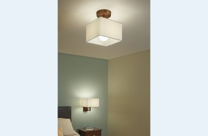 Allegro - Square Ceiling and Wall