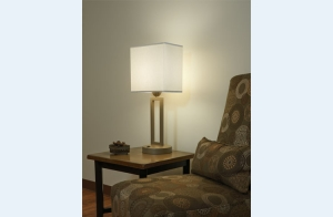 Allegro - Square Table Lamp