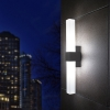 Sass Outdoor Sconce