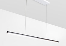 Rae extremely compact linear pendant