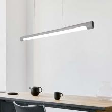 Nacelle LED linear pendant light by Visa Lighting