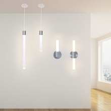 Theo family pendants and sconces